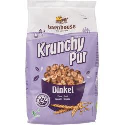 Krunchy pur spelt suikervrij