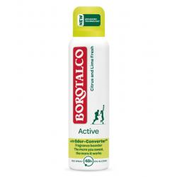 Deodorant spray active citrus
