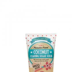 Foaming sugar scrub coconut