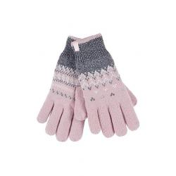 Ladies cable gloves M/L...