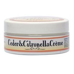 Ceder & citronella creme