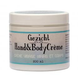 Gezicht hand & bodycreme