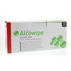 Alcowipes sachet desinfect