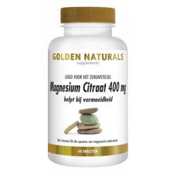Magnesium citraat 400 mg