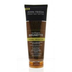 Brilliant Brunette shampoo...