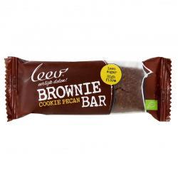 Bio cookiebar brownie pecan...