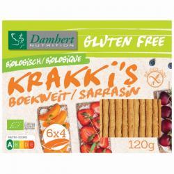 Boekweit krakki s glutenvrij