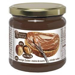 Choco-hazelnootpasta 45%